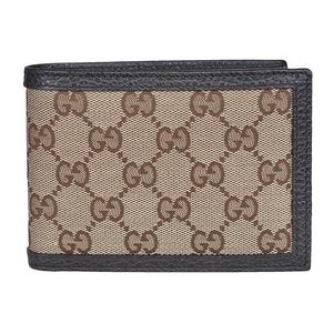 Gucci Gg Bifold Small Size Wallet